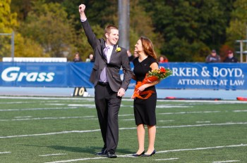 ∆T∆'s Taylor Gage is nominated Homecoming King