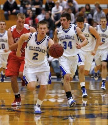 Charger Basketball