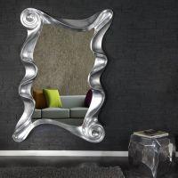 XL Wandspiegel ROMANTICA Silber 160cm x 106cm