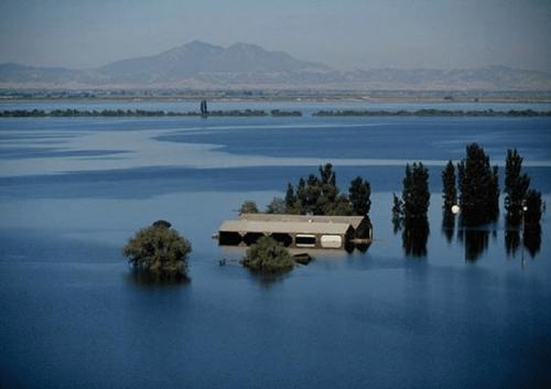 Jones Tract Flood 2004