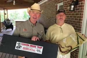 Cahaba Snake Traps vestavia hills