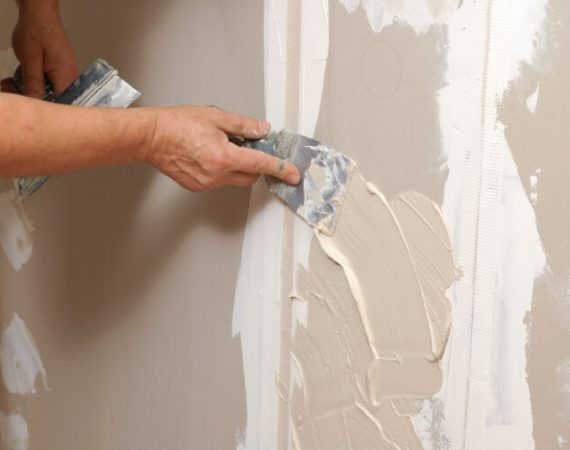 Sheet Rock and Dry Wall Repair