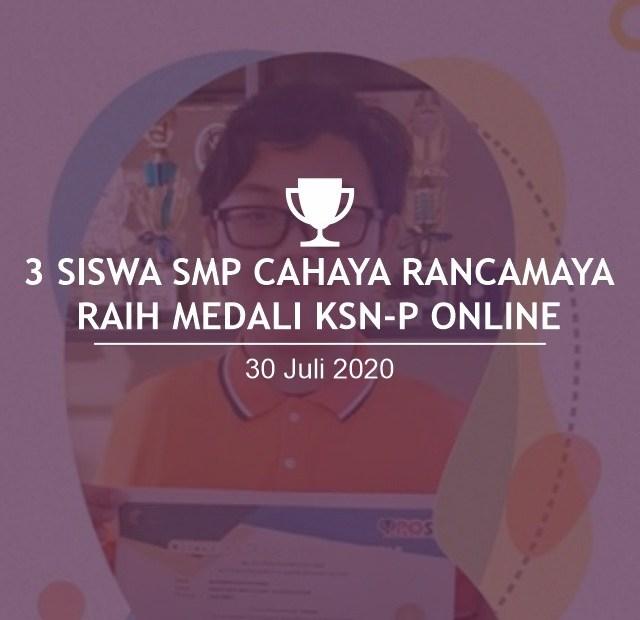 4 SISWA SMP KSN