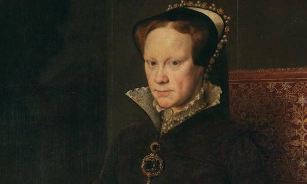 Bloody Mary était-elle une personne réelle ? By Jack35 Mary-Tudor-608x365