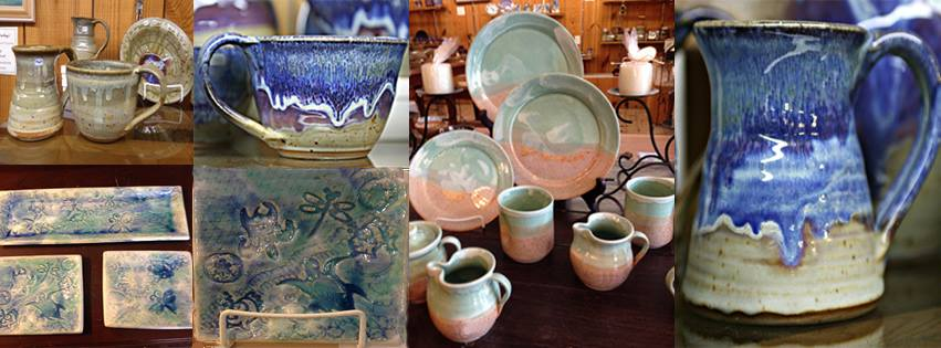 Wyndham Brooke Haven Pottery