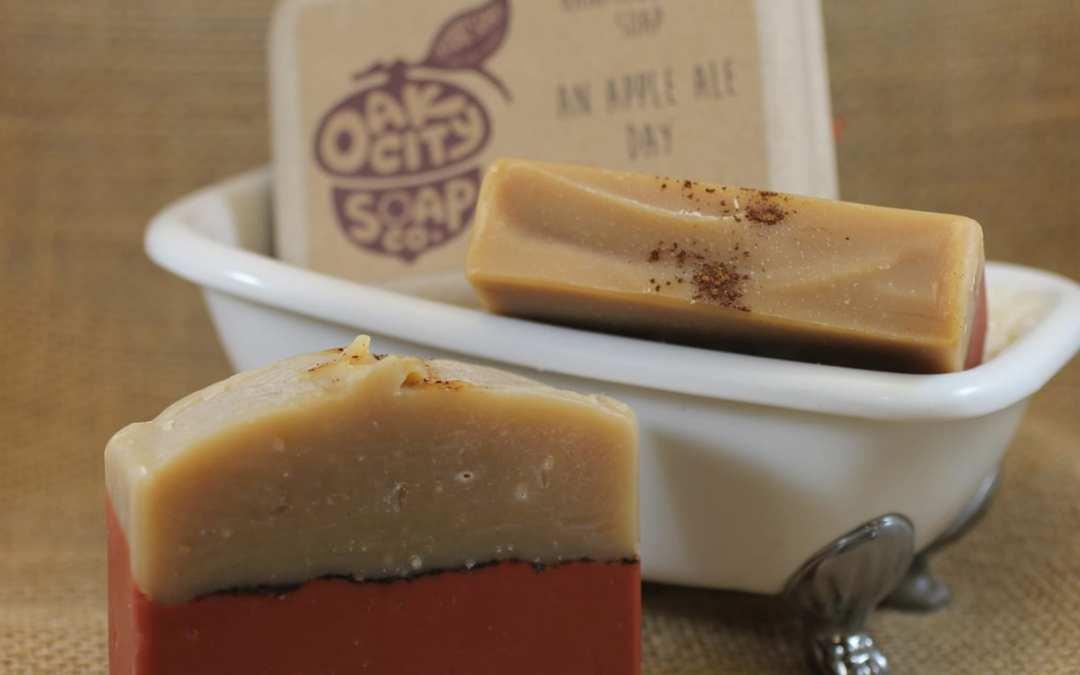 Oak City Soap