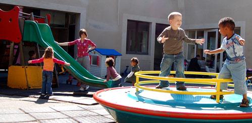 jardin-eveil Ensemble scolaire Saint-Étienne