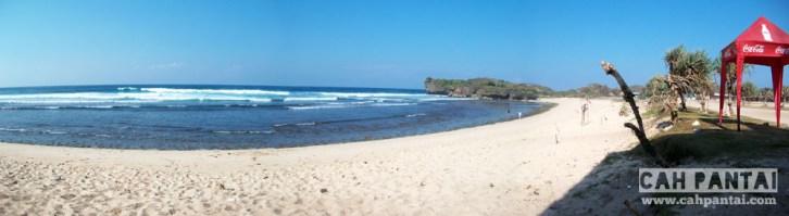 Panorama Pantai Krakal