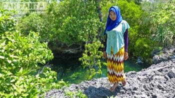 Kembali ke Danau Sombano, tetap saja tidak menemukan udang merahnya