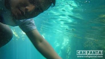 Underwater Haji Mangku