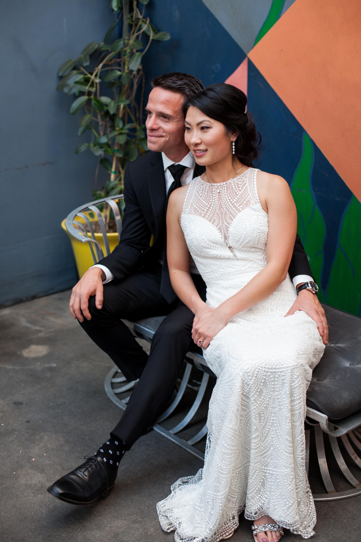 Kelley And Chris Wedding At Madera Kitchen