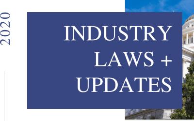 2020 Legislation Update