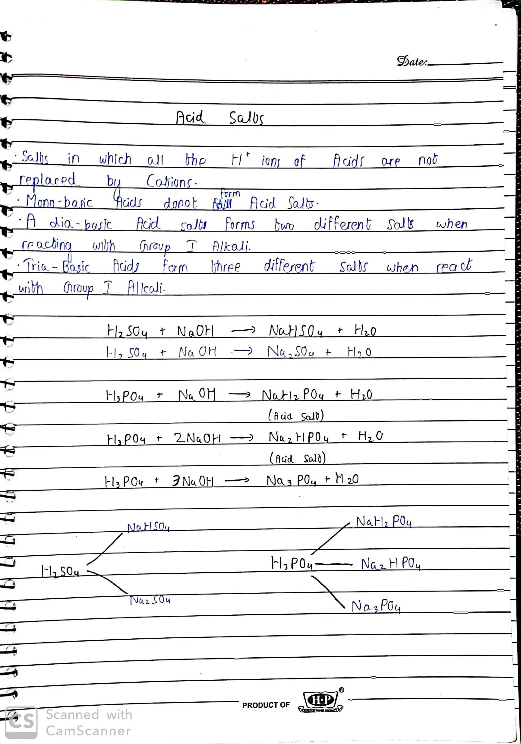 Olevel chem By Sir Rizwan Acid basis salt_5