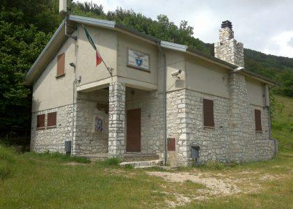 Rifugio CAI Monte Maggio