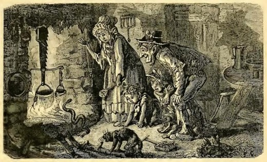 When the Spirit Moves You - Moving House and Animism in Scottish Folklore