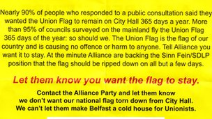 dup and uup leaflet