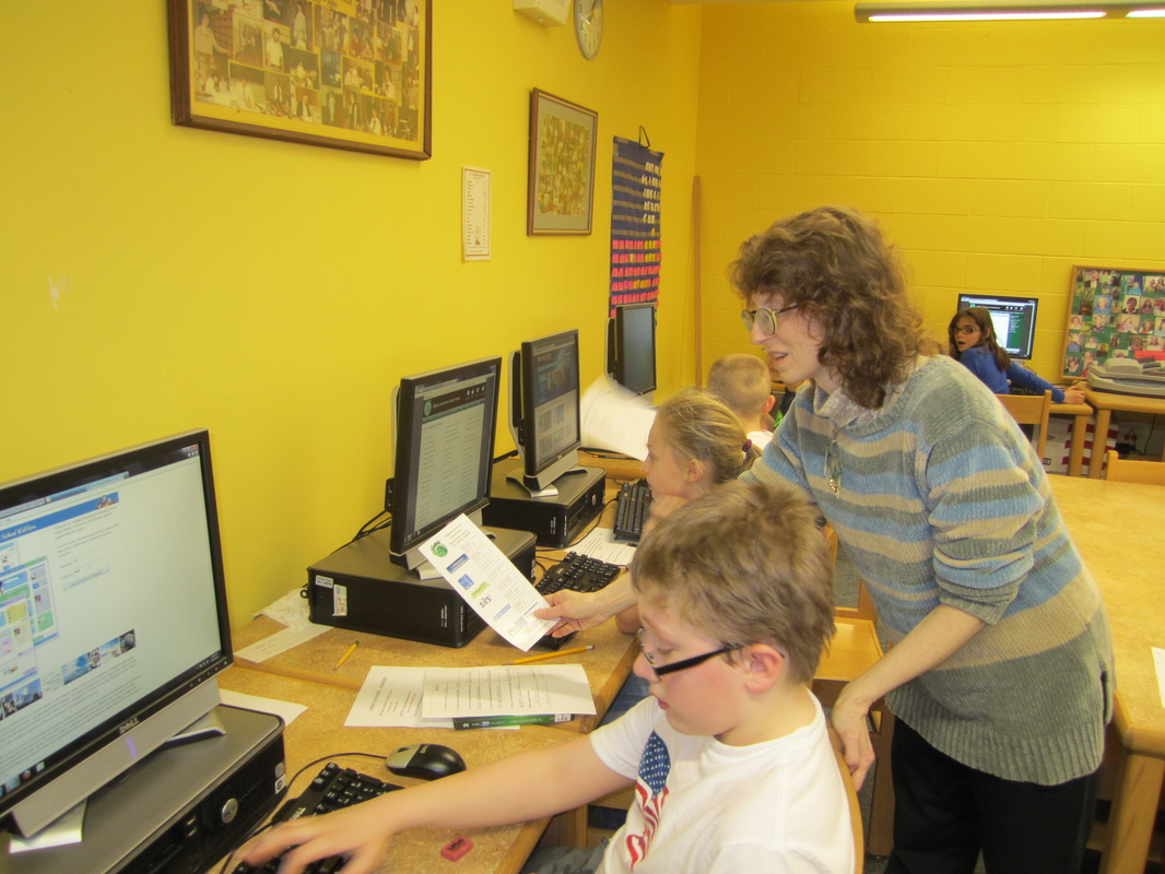 5th And 6th Grade Research Projects At Allegany Limestone