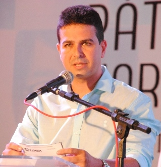 DSC_0647 Gil Cutrim prefeito de São José de Ribamar
