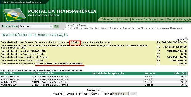 Dilma 2009