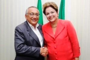 Dilma e Gastao