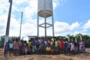 FOTO 3 11 - Hildo Rocha inaugura moderno sistema de abastecimento de água na Aldeia Três Irmãos, em Barra do Corda - minuto barra