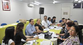 Foto 1 - F+¦rum Estadual de Educa+º+úo