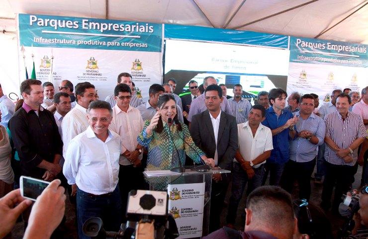 Foto 1 - Governadora Parque Empresarial de Timon foto Antônio Martins