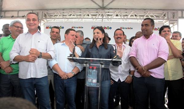 Foto 1 - Governadora inaugura estradas foto Handson Chagas[1]