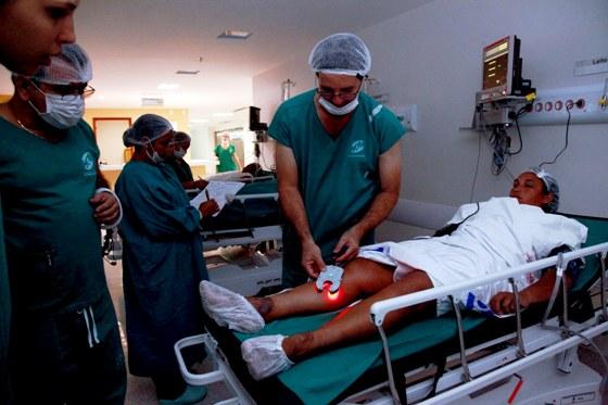 Foto 1 HCM Mutirão de Cirurgias de Varizes foto Antônio Martins
