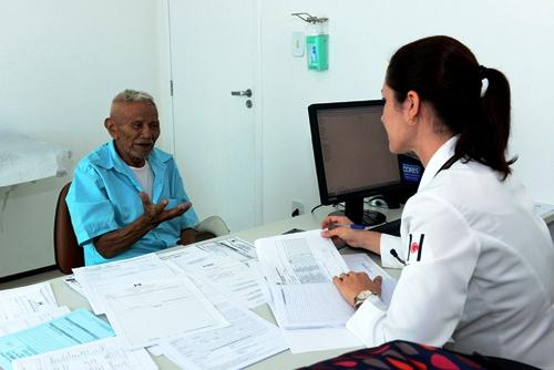 Foto 1 SES - atendimentos oncológicos