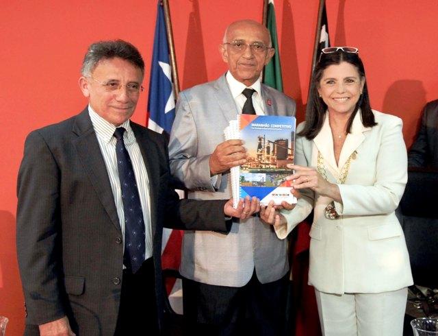 Foto 2 Governadora na FIEMA foto Geraldo Furtado