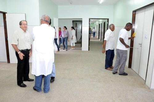 Foto 6 - SES - melhora atendimento nos Socorrao II foto Nestor Bezerra nova ortopedia