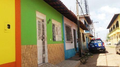 Esta é a casa onde funciona a empresa