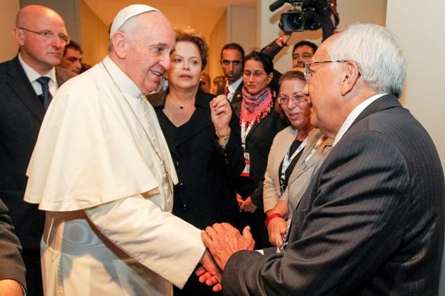 ministro e o papa 2