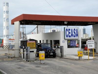 Justiça Civil de Natal determina fechamento da CEASA em 72 horas. Foto: BlogdoBG/Reprodução