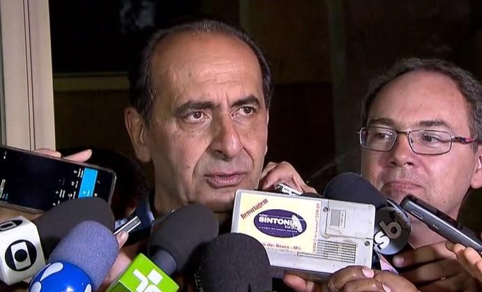 Alexandre Kalil (PHS) é o novo prefeito de Belo Horizonte. Foto: Reprodução/Globo