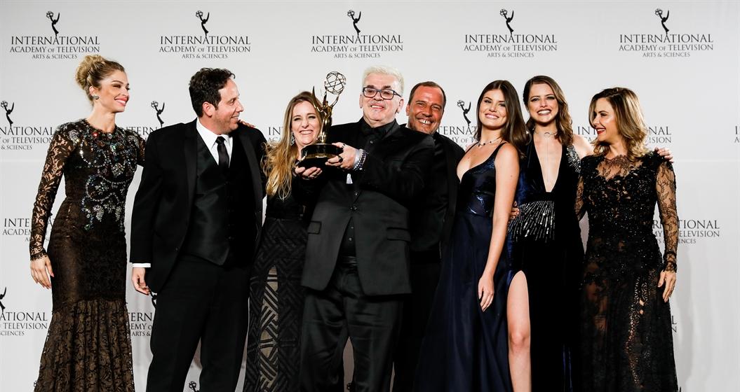 'Verdades Secretas' vence o Emmy Internacional de Melhor Novela. Foto: Reprodução/Globo Imprensa