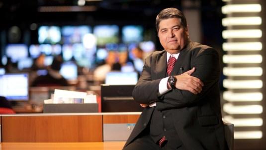 Datena apresenta especial jornalístico. Foto: Reprodução