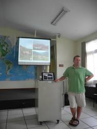 We shared about Diospi Suyana Hospital in Curahuasi.