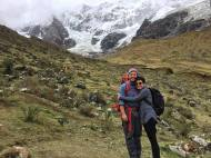 Love in the Andes.