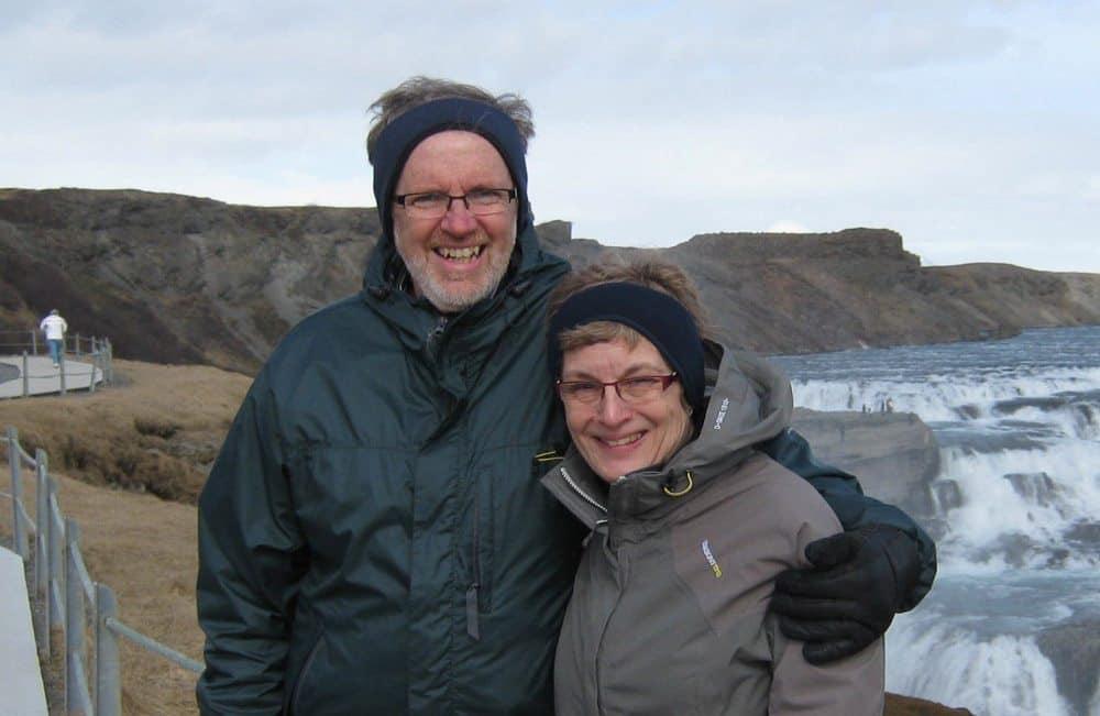 Greg and Betsy Aikins