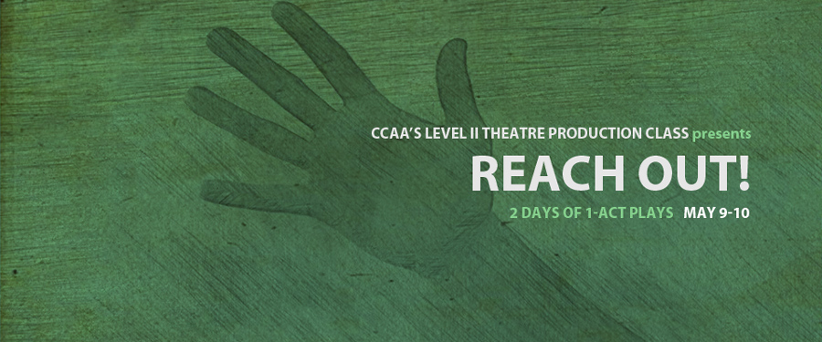 Reach Out: 2 Days of 1-Act Plays