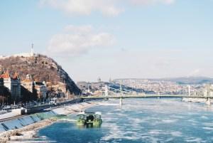Frozen Budapest