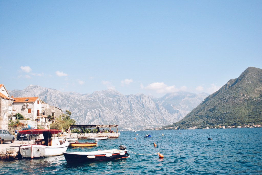 Nature Photography in Europe: Perast, Montenegro