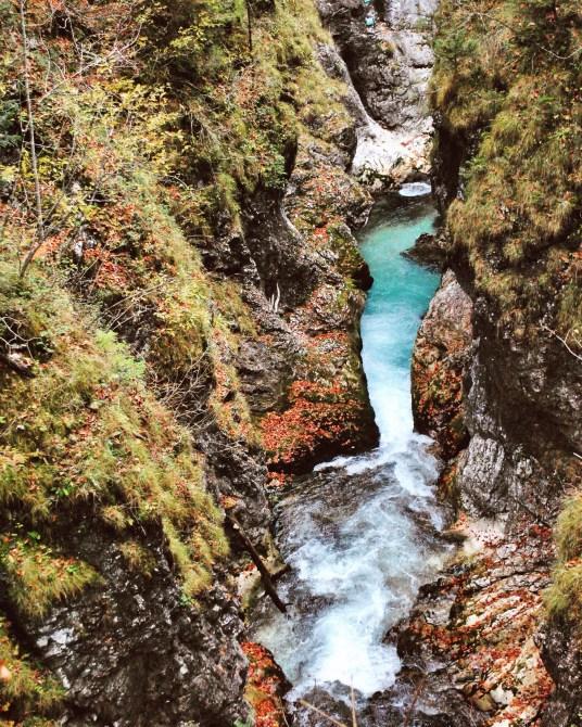 Leutashklamm Gorge