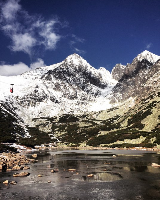 Did You Know: Slovakia is home to one of the most impressive mountain ranges in Europe?