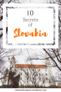 Did You Know: Slovakia is home to A LOT of castles, like this one in its capital city, Bratislava? Click to discover 10 Secrets of Slovakia!
