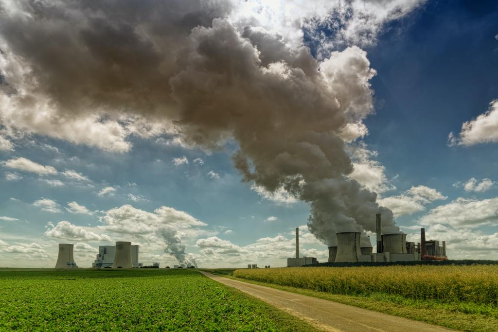 Pollution in farm country
