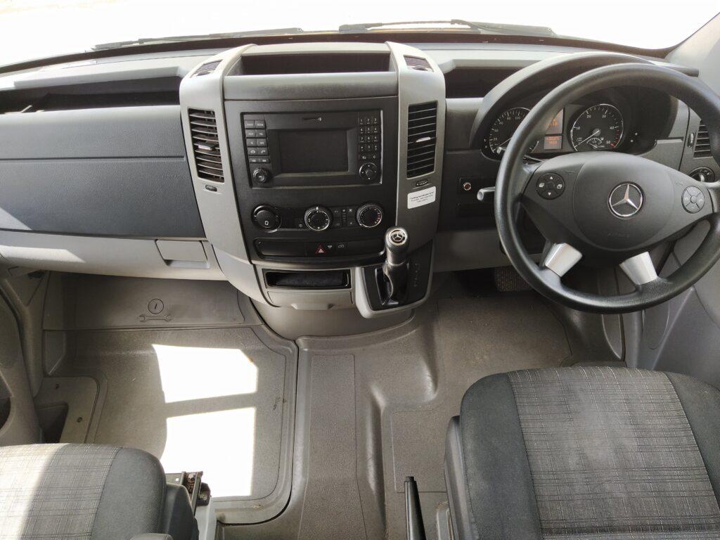 Mercedes Cabin