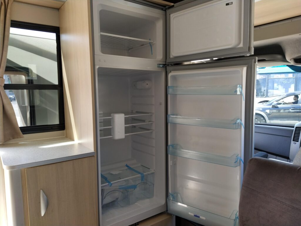 Huge 220 litre 2 door fridge